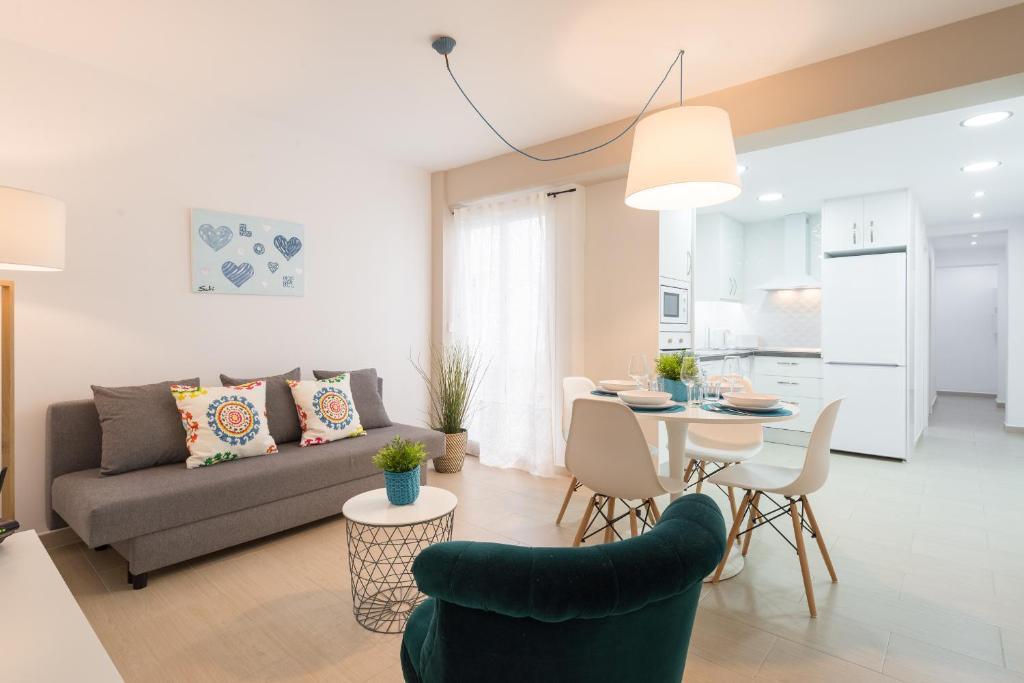 Beautiful Cozy Wohnung City Center Wohnung Malaga