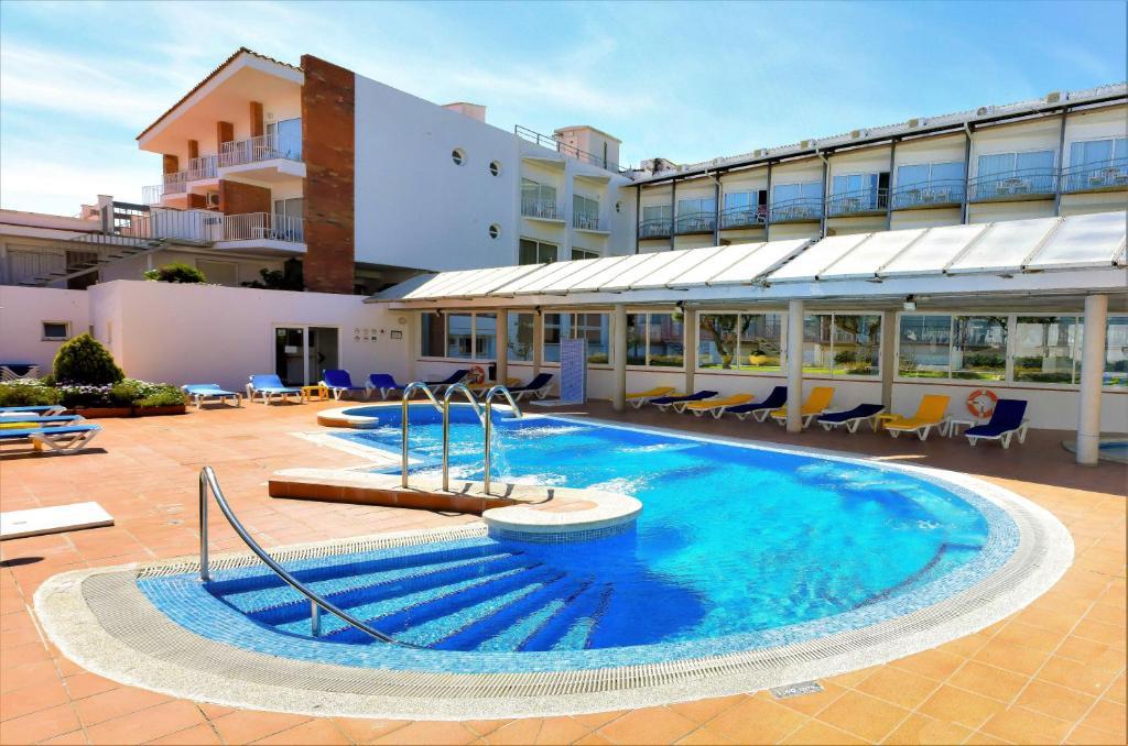 Hotel port bo r servation gratuite sur viamichelin - Calella de palafrugell office tourisme ...