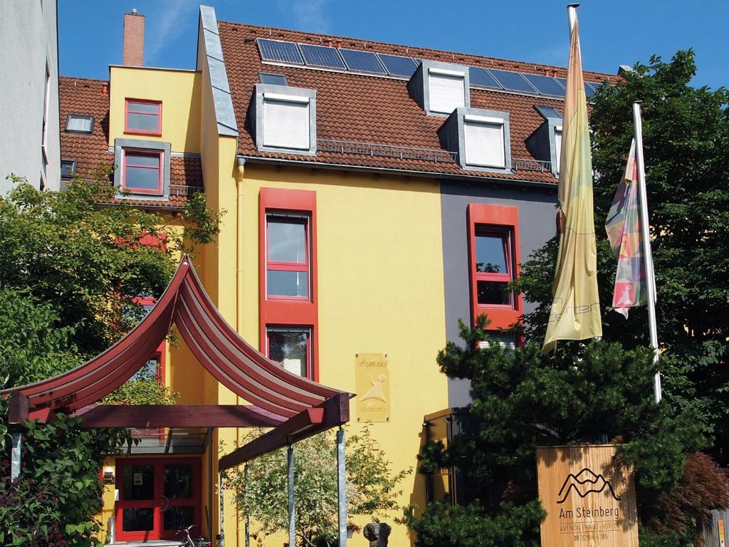 Hotel Restaurant Am Steinberg
