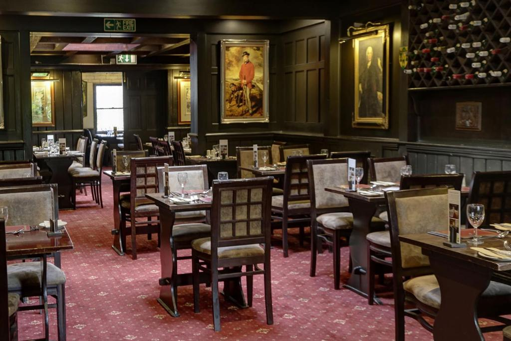 Best Western Old Tollgate Hotel And Restaurant
