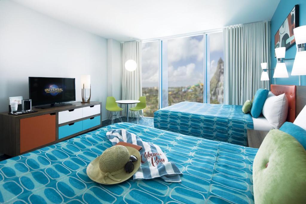 Universal S Cabana Bay Beach Resort