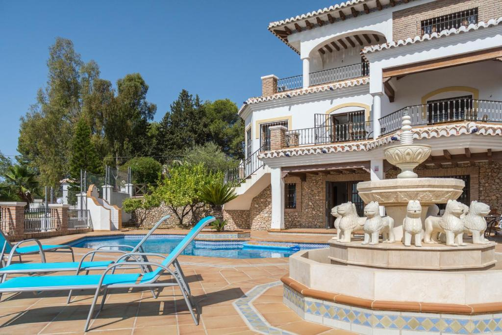 B&B Villa Carmen, Casas rurales Frigiliana
