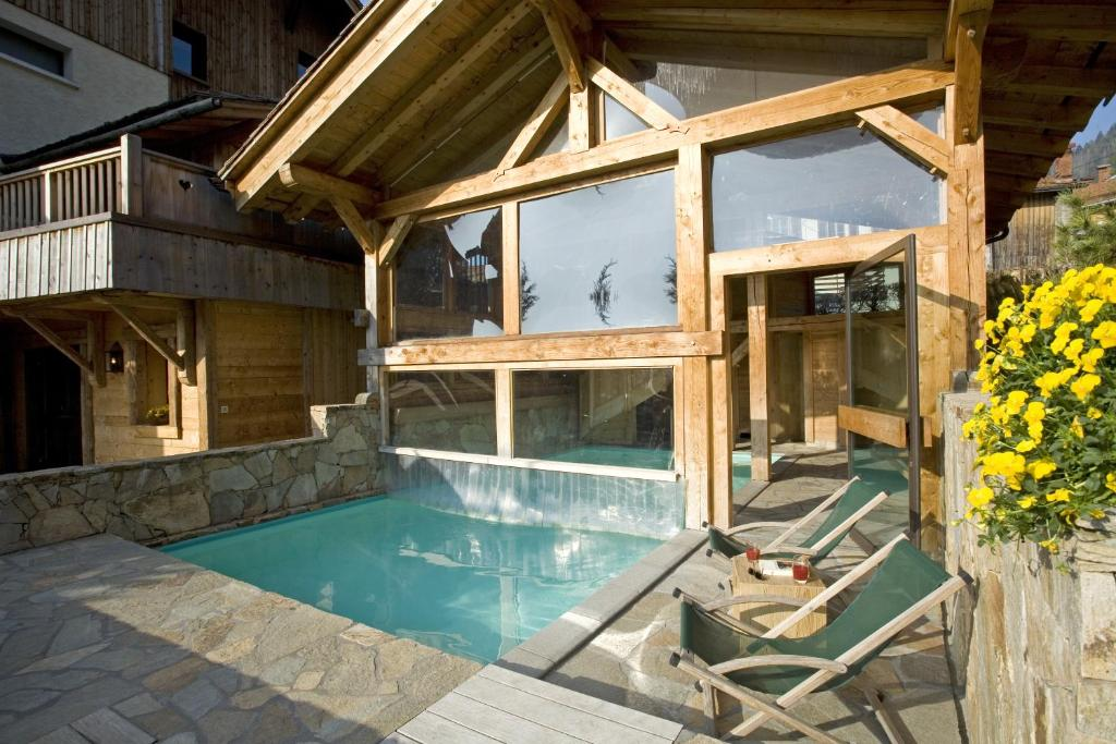 Hotel Best Western Chalet Les Saytels Le Grand Bornand