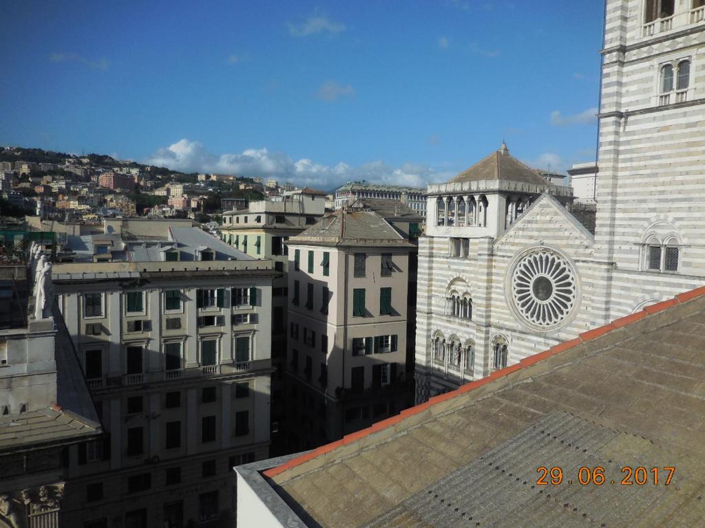 Loft fronte cattedrale appartamento genoa