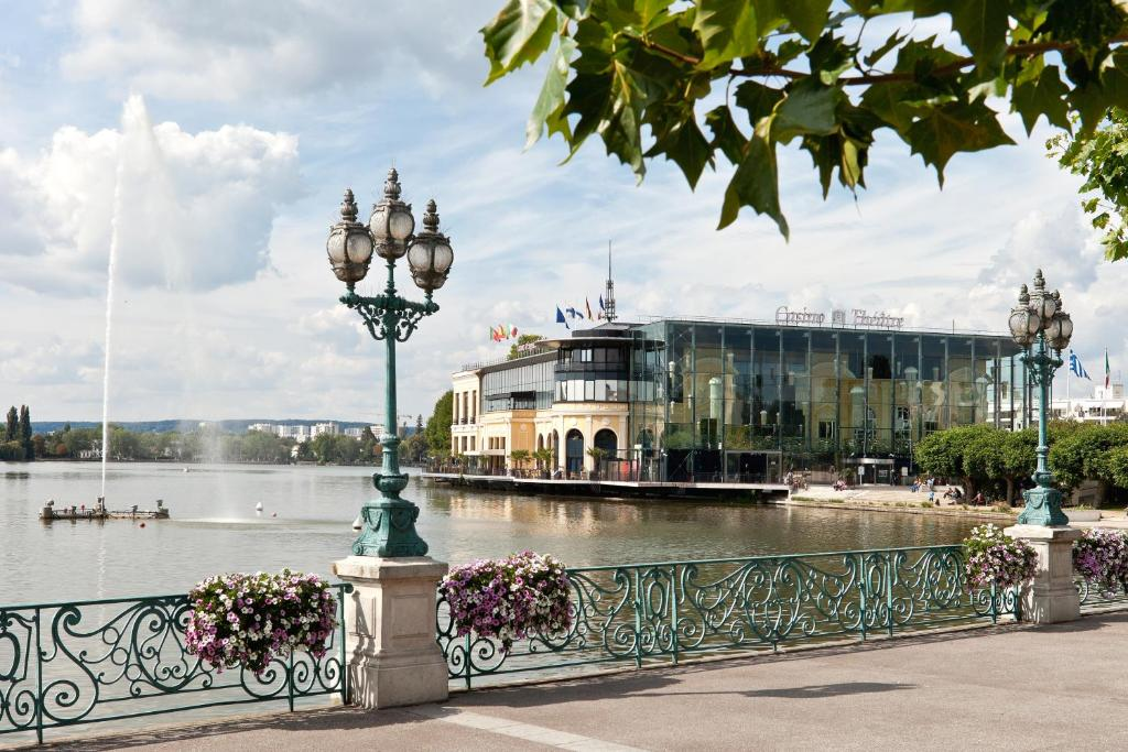 Hotel Du Lac Enghien Les Bains - Salle de sport enghien les bains