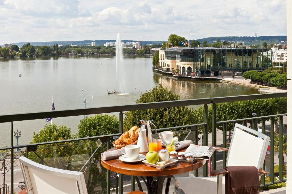 Hotel Du Lac Enghien Les Bains