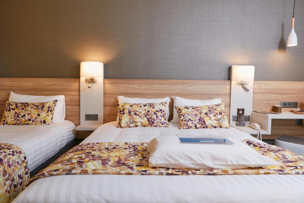 Hotel kyriad pontarlier
