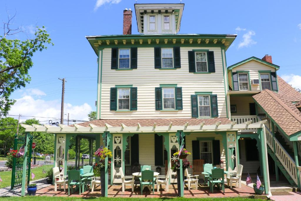 Jonathan Pitney House Chambres D Hotes A Absecon New Jersey