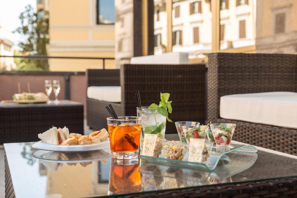 Hotel Beverly Hills Roma Recensioni