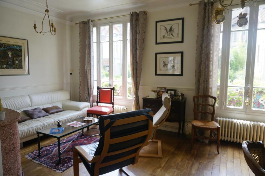 Maison Eliane Versailles Chambre Chez LHabitant Versailles