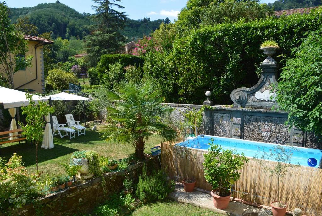 Casa Tolomei, Bed & Breakfast Bagni di Lucca