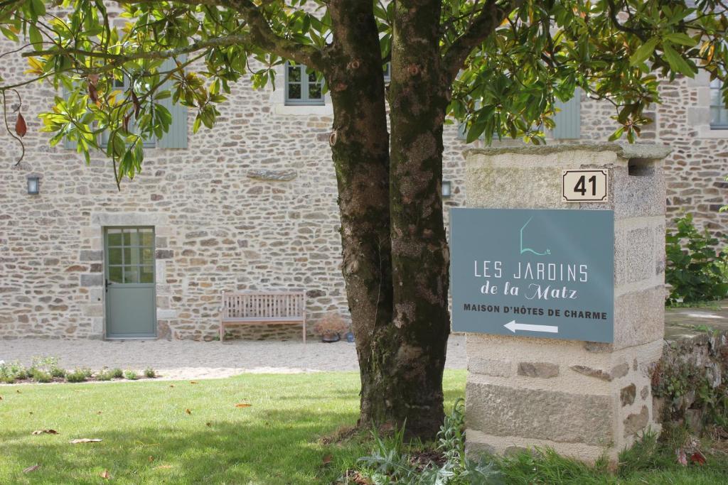 Chambres D Hotes Les Jardins De La Matz Chambres D Hotes A Plouer