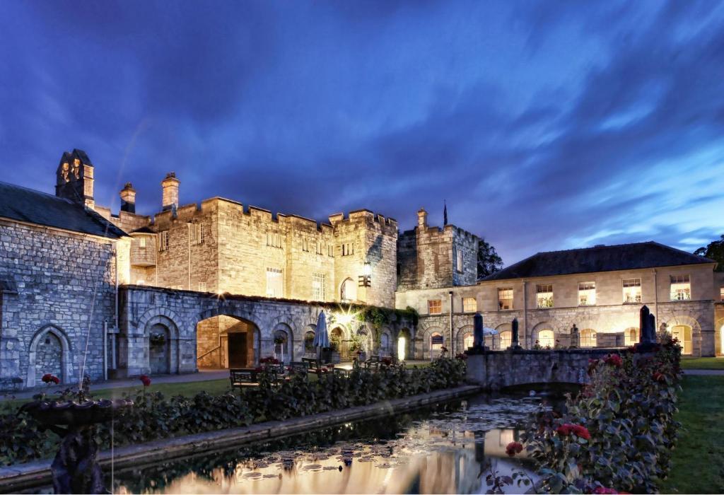 Hazlewood Castle Room Service