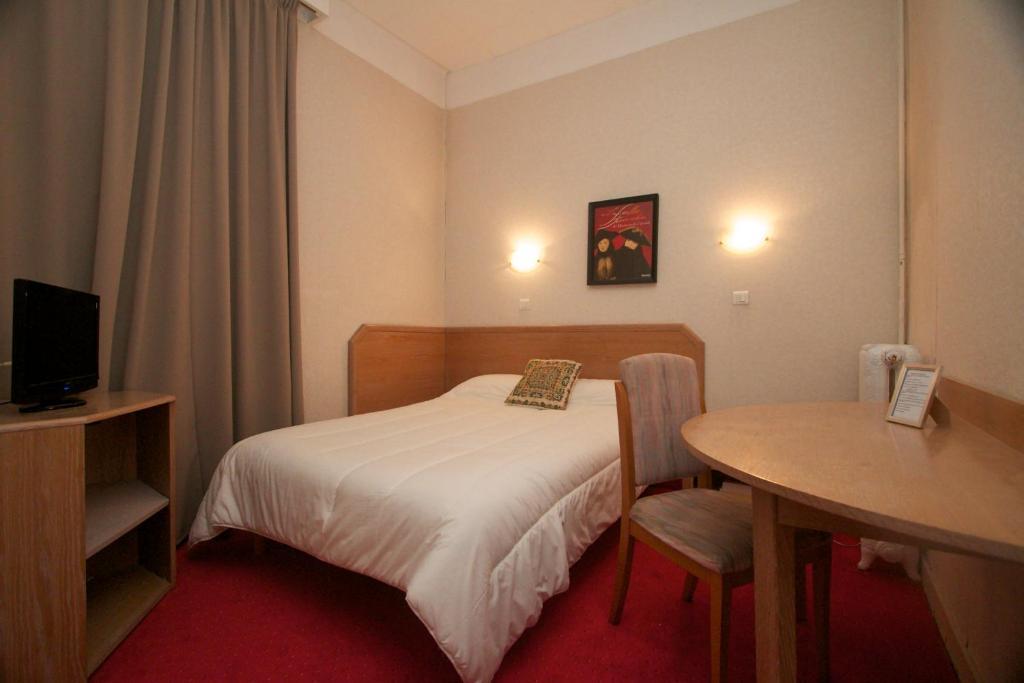 Hotel de Bourgogne Nantes