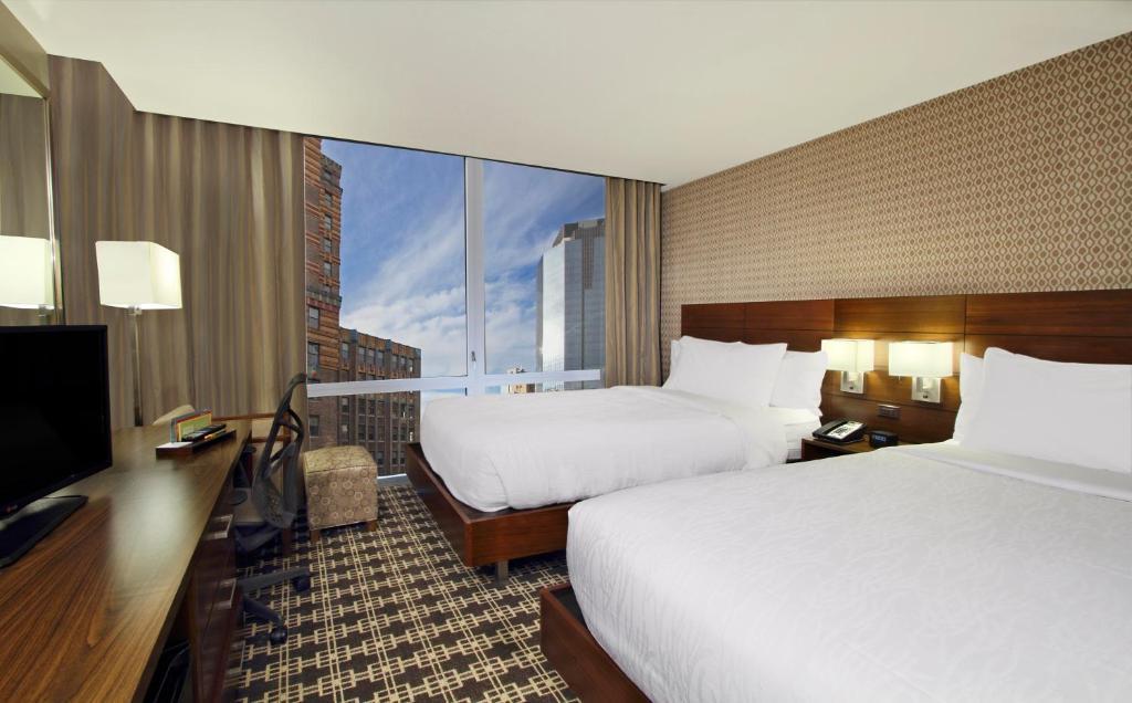 Hilton Garden Inn New York Midtown Park Avenue New York Informationen Und Buchungen Online