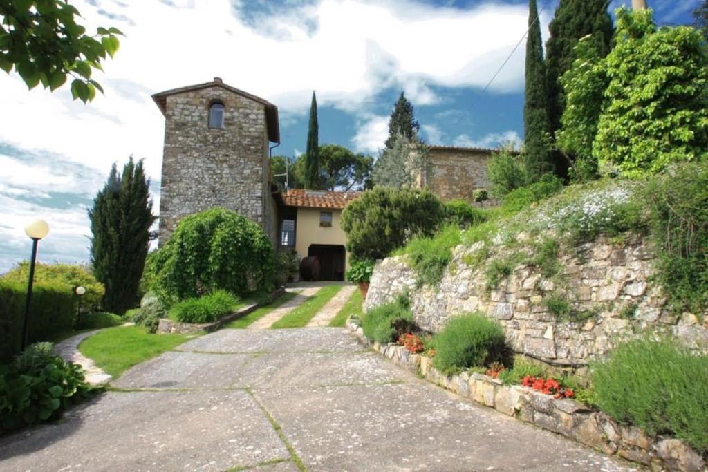 Casale Fontibucci-vista su Firenze, Vermietungen Bagno a Ripoli