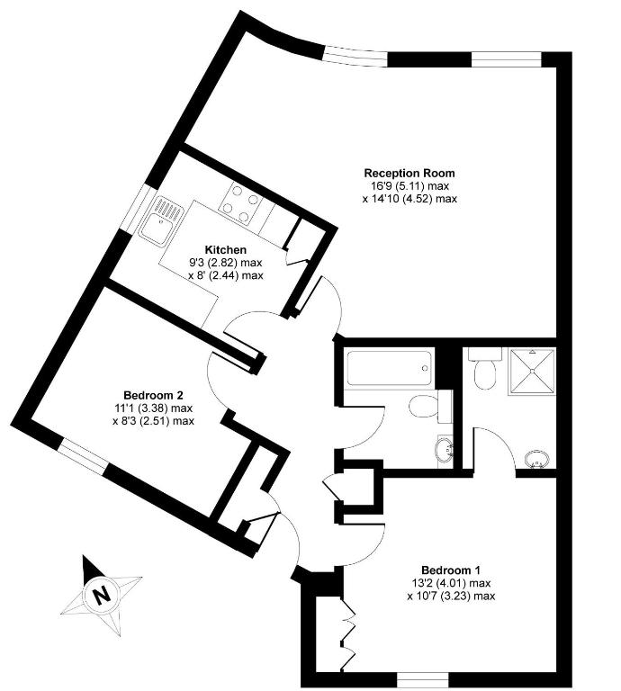 Fitzroy Chiswick Apartment Apartment London