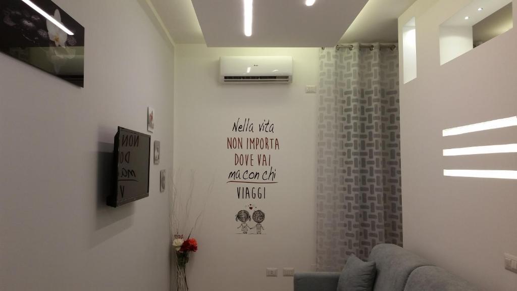 La mongolfiera appartamento napoli