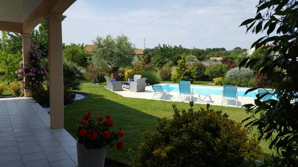 De Haute Qualite Chambres Du0027hôtes Les Roses Trémières   Bed U0026 Breakfast In Meschers Sur  Gironde En Charente Maritime (17) Bonnes Idees