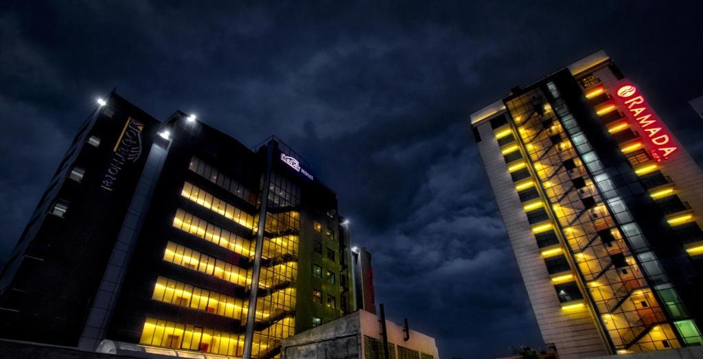 Yober Hotel Africa Avenue Bole Addis Ababa