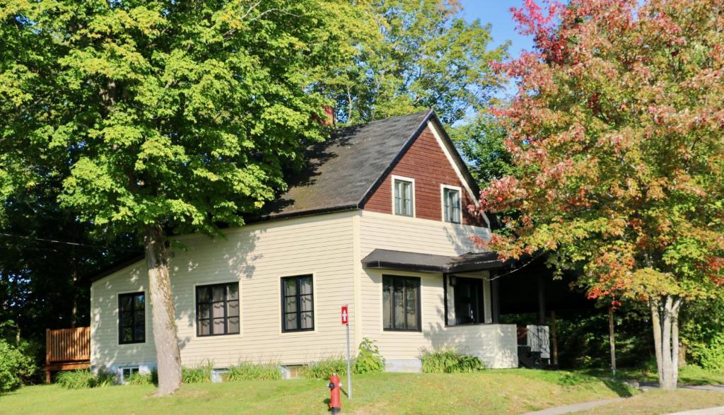 Maison du lac - Chambre d\'hôtes à Lac-Mégantic (Québec, Canada)