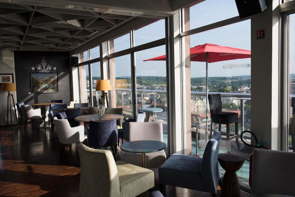 Qualys hotel thionville le concorde panoramique