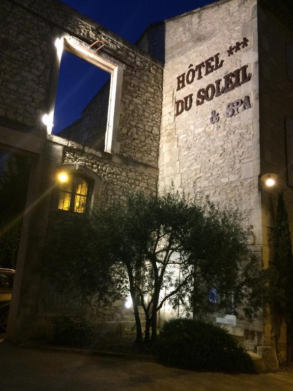 Hotel Du Soleil Et Spa Saint Remy