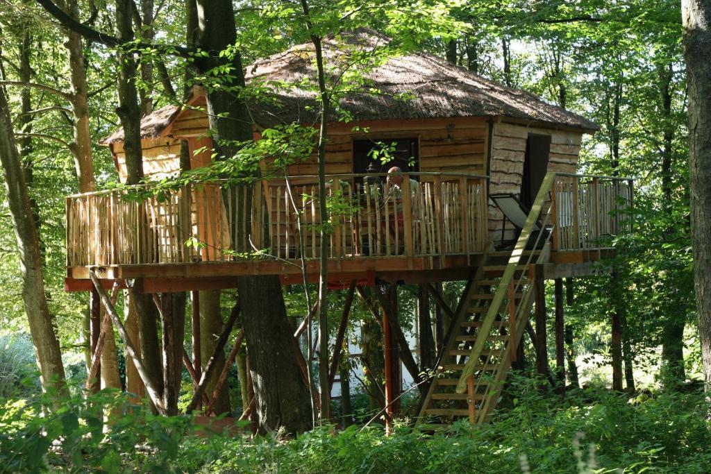 bb la cabane du bois dormant chambre dhtes spa