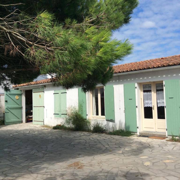 Villa Location De Maison Ile De Re A La Couarde Sur Mer Maison De