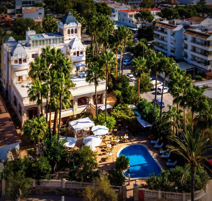 Hotel Ciutat Jardi Mallorca