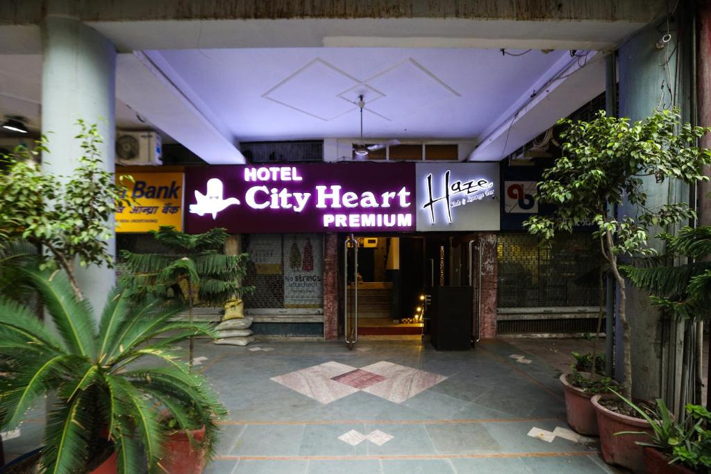 Hotel City Heart Premium In Chandīgarh India 60 Reviews Price From 58 Planet Of Hotels