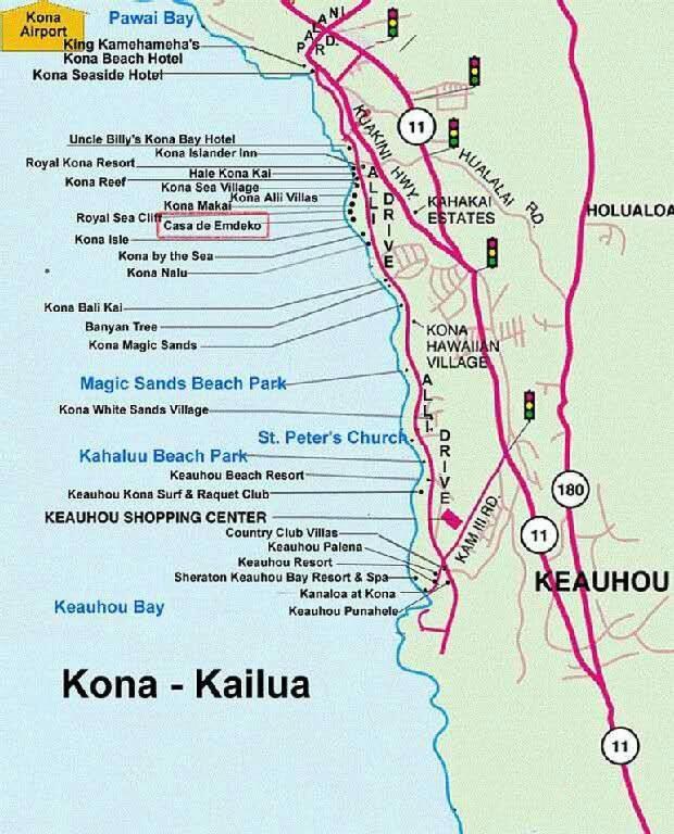 Casa De Emdeko 136 Villa Kailua Kona