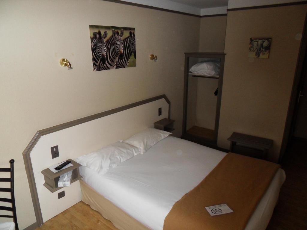 Hotel La Tour des Anglais Mayenne