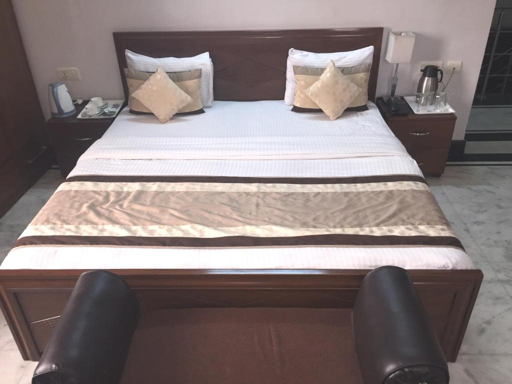 angel nri hotel r servation gratuite sur viamichelin. Black Bedroom Furniture Sets. Home Design Ideas