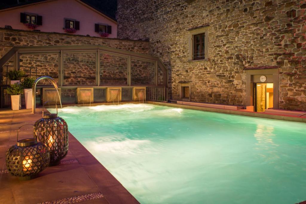 Hotel delle terme santa agnese bagno di romagna - Terme agnese bagno di romagna ...