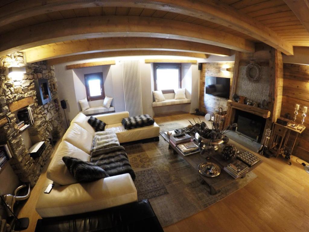 Appartamento Stefania Maison De Vacances Pr Saint Didier Val D