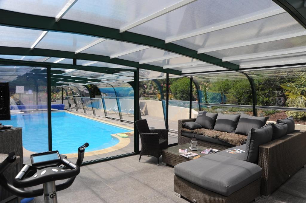 Hotel Spa Pont L Eveque