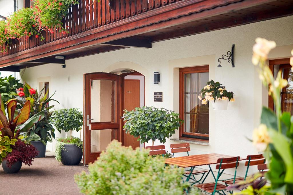 Hotel Garni Sonnenhof Radebeul