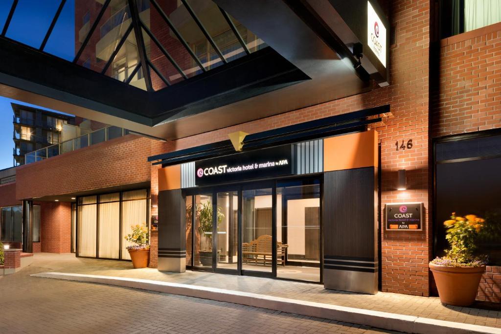 coast victoria hotel marina by apa r servation gratuite sur viamichelin. Black Bedroom Furniture Sets. Home Design Ideas
