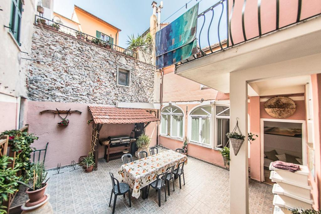 B&B Finalex - Bed & Breakfasts in Finale Ligure (Liguria, Italy)