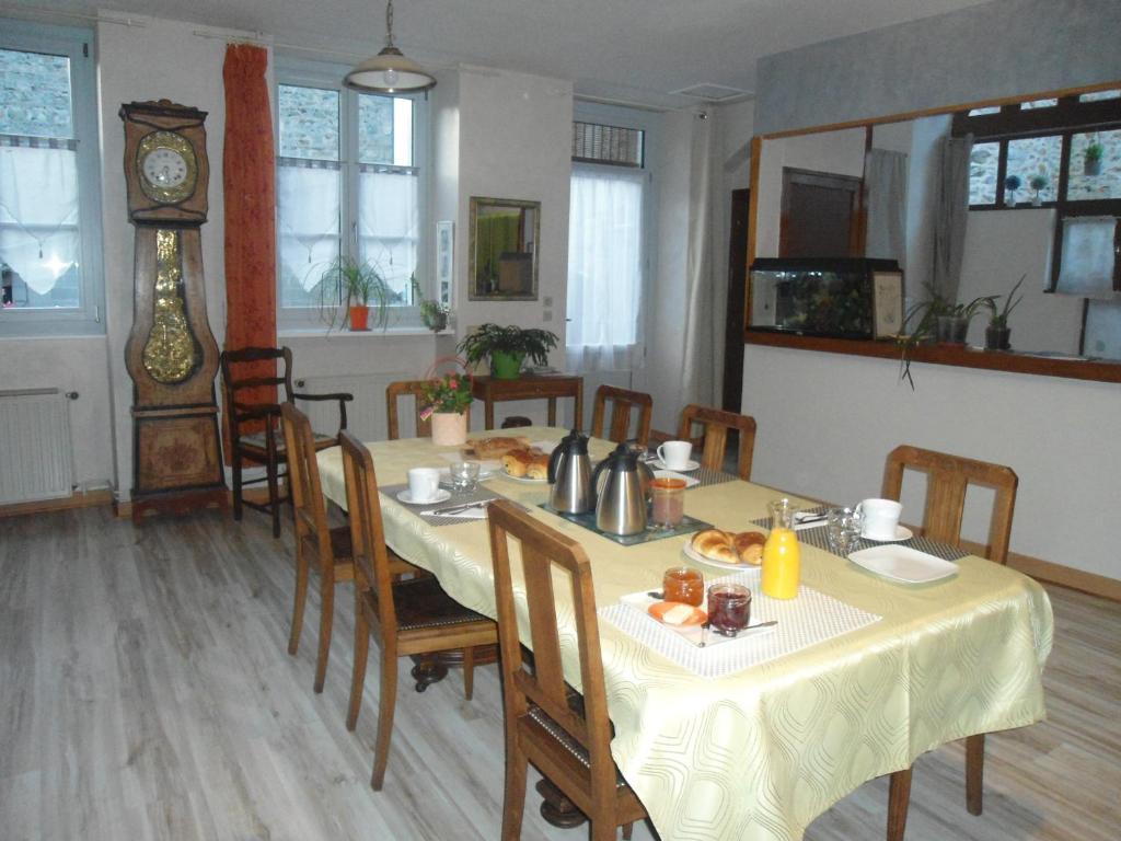 Chambres d\'hôtes Chez Hélène et Patrick Saget, Chambres d\'hôtes L ...