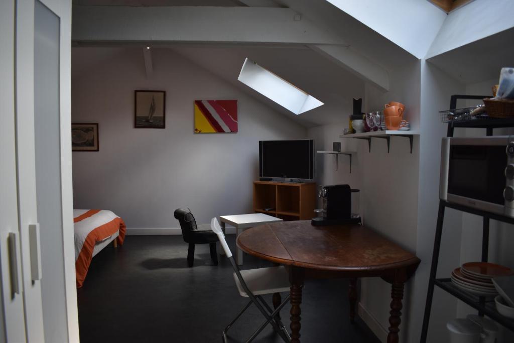 Wohnung Latelier 2 Wohnung Angers