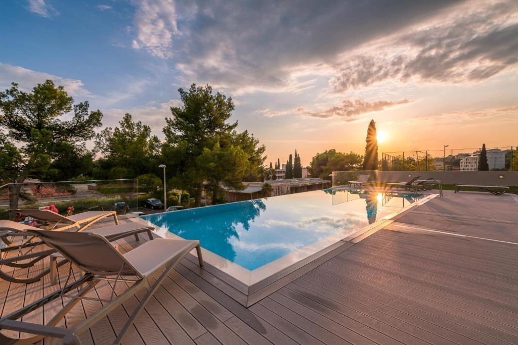 Luxury Apartment Bel Etage with Swimmingswimming-pool , Apartment Split
