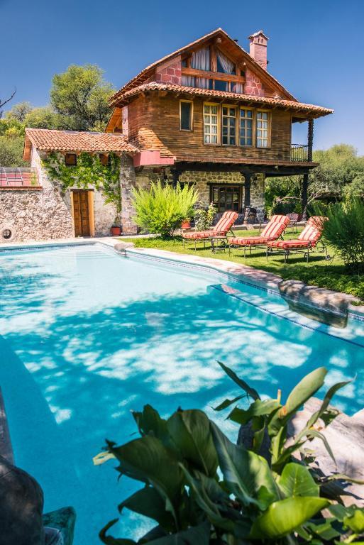 Rancho Luna Chalet Atotonilco