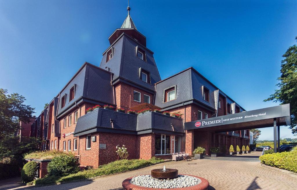 Best Western Hotel Alsterkrug Hamburg
