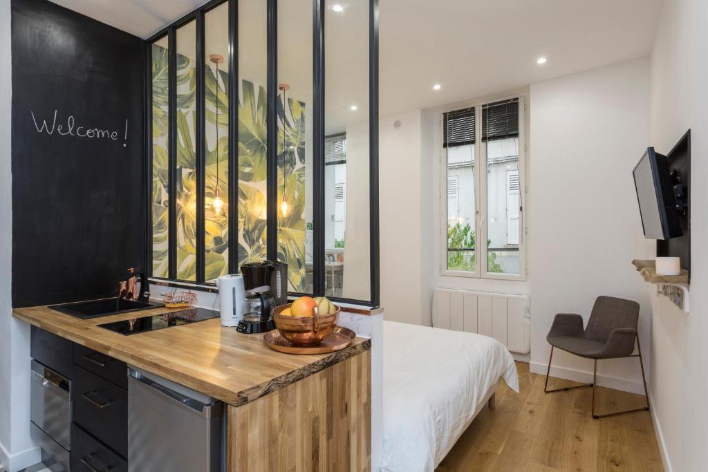 Appartement Studio d\'architecte au pied de Tour Eiffel (CDM ...