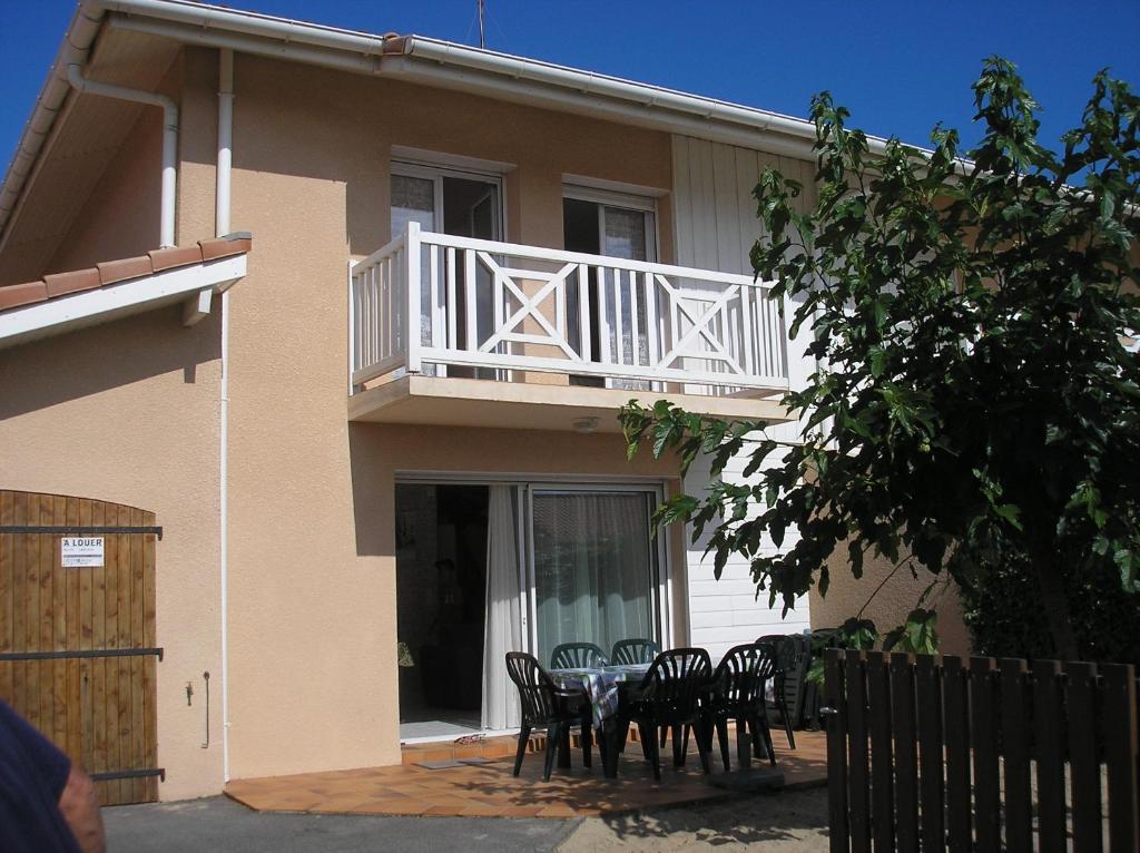 Appartement Duplex La Passerelle Appartement Vieux Boucau Les Bains