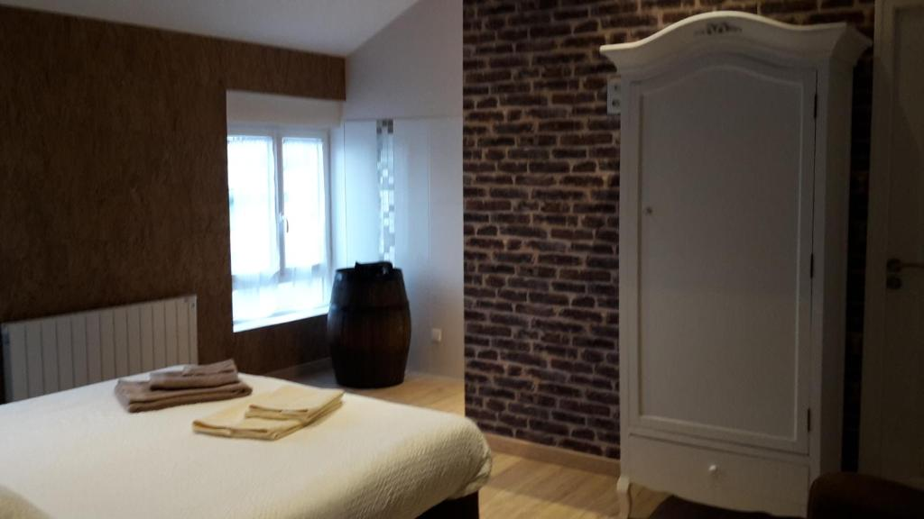 Chambre d\'Hotes de la Loge, Gästezimmer Moussy