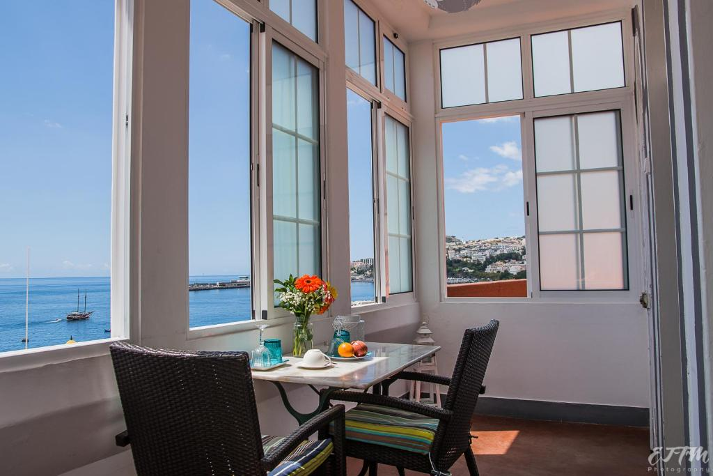 Vitorina Corte Guesthouse Chambres D Hotes Funchal
