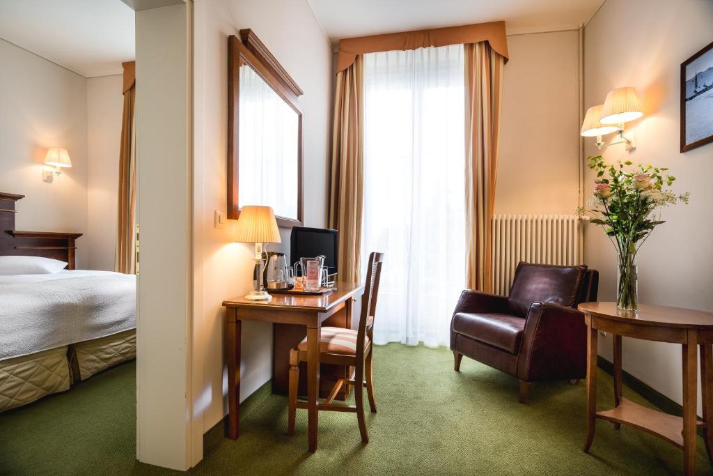 Hotel Reine Victoria St Moritz Bad